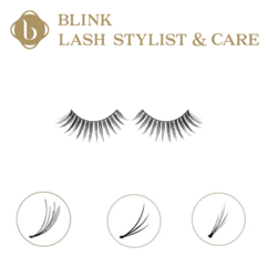 Stripwimpers/Flare lashes
