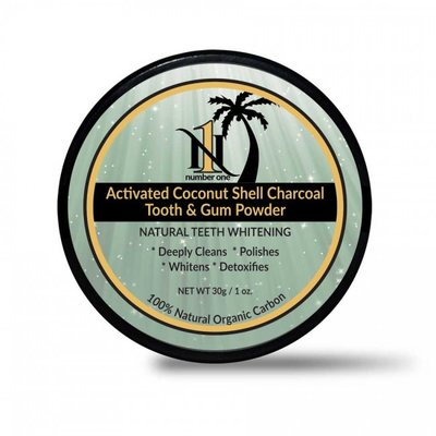 Nr. 1 Activated Coconut Shell Charcoal Powder