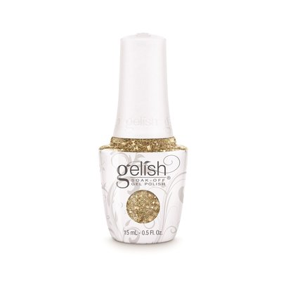 Gelish All That Glitter Is Gold 15ml.