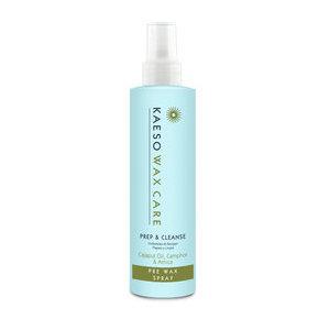 Kaeso Prep & Cleanse, Pre Wax Spray 495ml