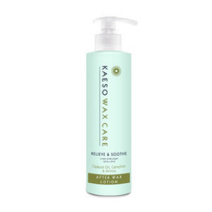 Kaeso Relieve & Soothe, After Wax Lotion 495ml