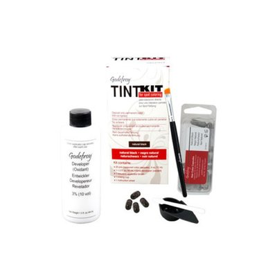 Godefroy Tint Kit Natural black
