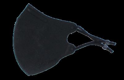 Stoffen Gezichtsmasker zwart