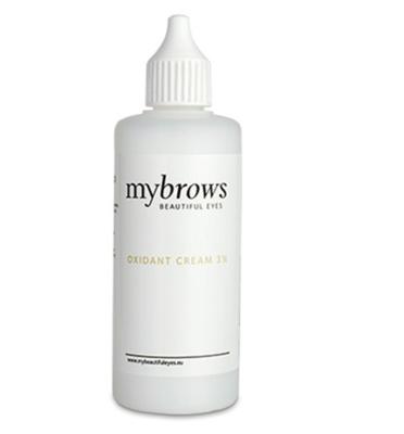 Mybrows oxidant developer