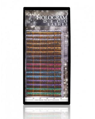 Hologram Lashes C 0,15 12