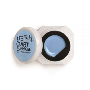 Pastel Blue Art Form Gel