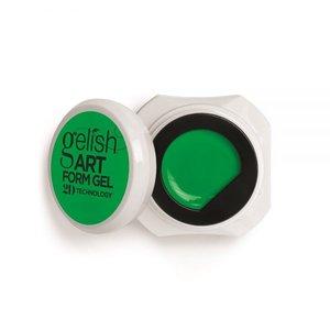 Neon Green Art Form Gel