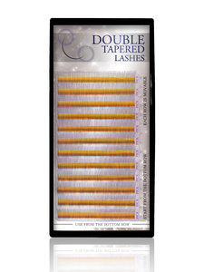 Double Tapered Lashes B 0,15 12