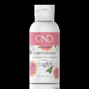 Scentsations lotion Honeysuckle & Pink Grapefruit 59 ml